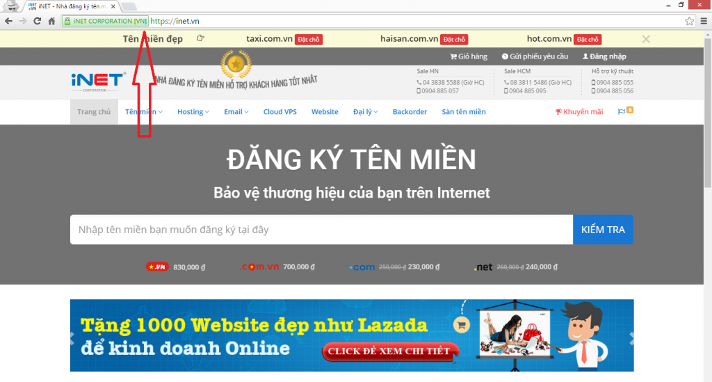 iNET-SSL