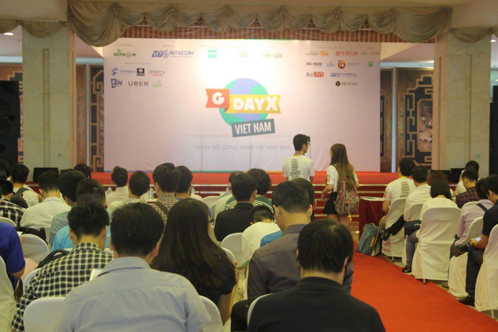 Google X Day Việt Nam