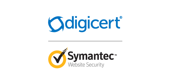 chứng chỉ số symantec digicert