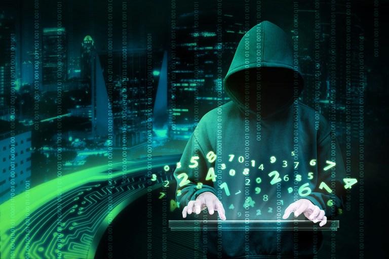 hacker tấn công dữ liệu